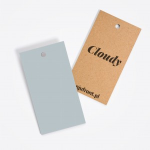 Color sample Cloudy