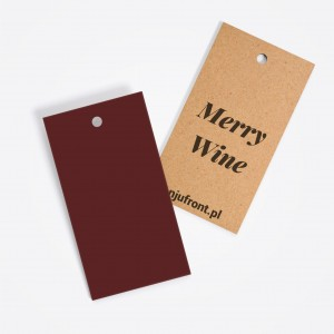 Color sample Merry Wine